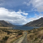 Day 120 – Taipo Hut to North Mavora Lake Campground